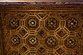 Firenze - Florence - Palazzo Vecchio - 2nd Floor - Sala dell' Udienza - View on gold laminated carved coffer ceiling 1476 by Giuliano da Maiano II.jpg