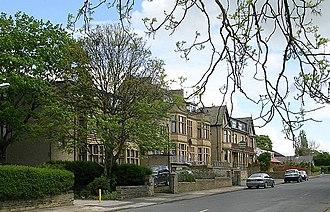 Bradford Moor - Image: First Avenue Bradford Moor geograph.org.uk 431020