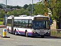 First Manchester bus 12018 (YN05 GYW), 10 June 2008.jpg