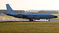 First Rivet Joint Aircraft Lands at RAF Waddington MOD 45156410.jpg