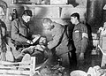 First World War, doctor, paramedic Fortepan 26602.jpg