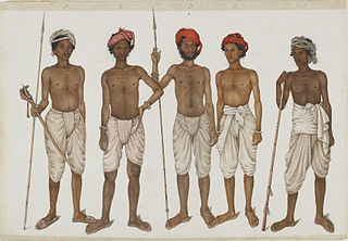 Five Recruits: Ummee Chund, Indur, Goolzaree, Bukhtawur and Juhaz