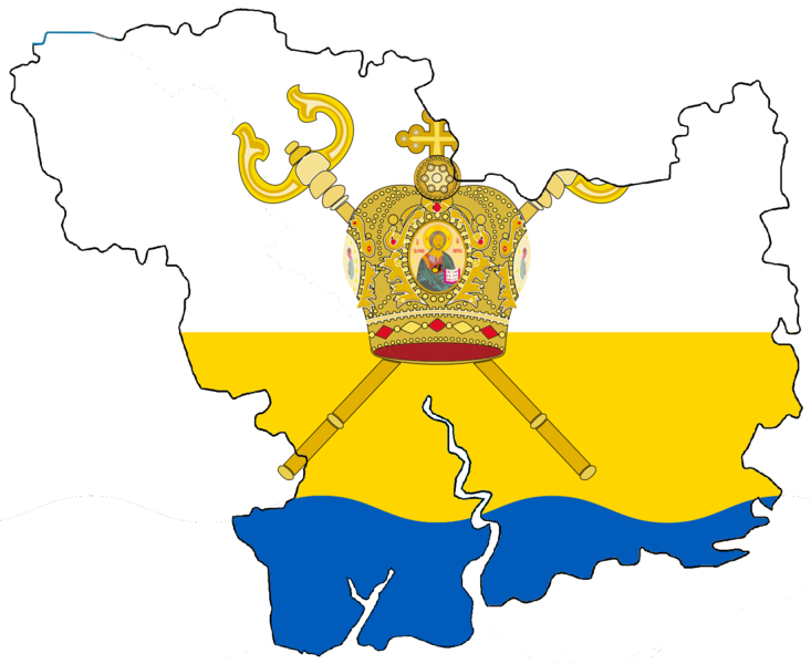 Файл:Flag-map of Mykolaiv Oblast.png