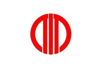 Aikawa, Kanagawa - Image: Flag of Aikawa Kanagawa