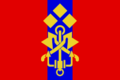 Flag of Pontonny (St Petersburg).png