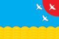 Flag of Tatanovsky (Tambov oblast).png
