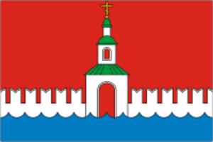 Yuryevetsky District - Image: Flag of Yurevetsky rayon (Ivanovo oblast)
