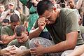 Flickr - DVIDSHUB - Marines Lead Run to Ground Zero - Fleet Week New York 2011.jpg