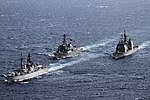 Flickr - Official U.S. Navy Imagery - USS Hue City, Durand De La Penne and USS Farragut conduct a photo exercise. (1).jpg