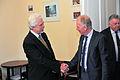 Flickr - Saeima - Ojārs Kalniņš tiekas ar Dānijas ārlietu ministru (1).jpg