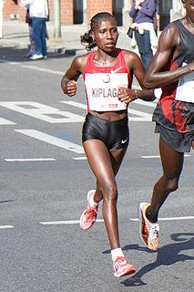 Florence Kiplagat Kenyan long-distance runner and marathoner