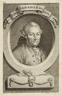 Florian Leopold Gassmann, engraving (1775) by Johann Balzer (Source: Wikimedia)