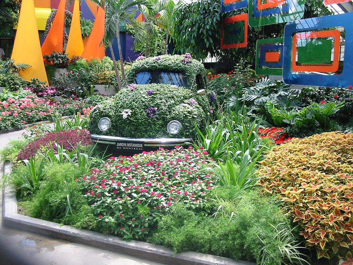 Jard n bot nico de montreal wikipedia la enciclopedia libre for Jardin botanico en sevilla