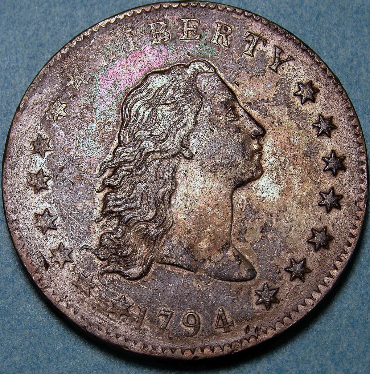 Flowing Hair Dollar Wikipedia