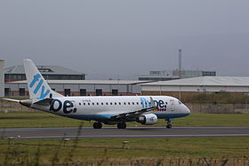 Flybe (G-FBJD), Belfast City Airport, November 2012 (02).JPG