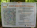 Foot and Mouth Disease Map - geograph.org.uk - 564718.jpg