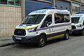 Ford Transit, Unidad de Investigación de Accidentes, nueva imagen 2016.jpg