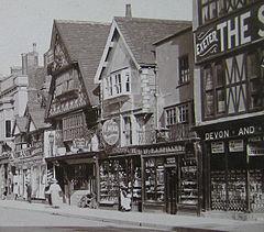 Tudor Tavern Taunton Wikipedia