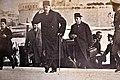 Former Ottoman Sultan Mehmed VI arrives in Malta on a British warship. 9 Dec 1922.jpg