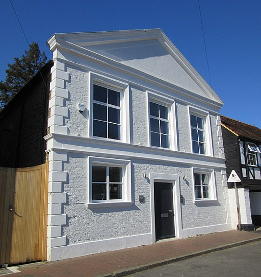 Former Salvation Army Hall, Mint Street, Godalming (April 2015) (5)