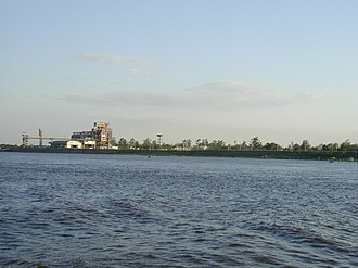 Formosa Province - The Port of Formosa along the Paraguay River.