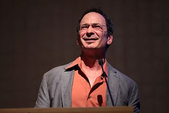 Forrest Gander - Gander speaking at an event in Phoenix, Arizona in March 2017.