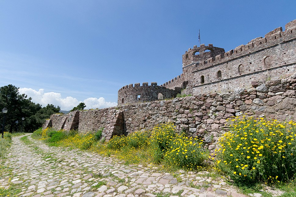 Fortress of Mytilini, Lesvos 1