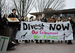 Fossil Fuel Divestment Student Protest at Tufts University.jpg