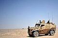 Foxhound Patrol Vehicle in Afghanistan MOD 45154008.jpg