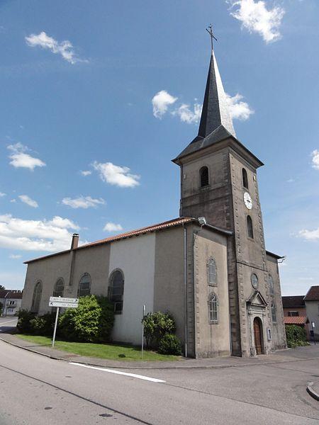 Frémonville (M-et-M) église