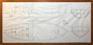 Fram - Engineering drawings