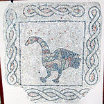 Frammenti di mosaico pavimentale del 1213, 16.JPG