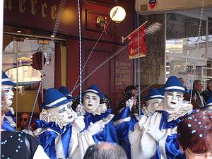 Limoux - Image: France Carnaval de Limoux 2