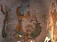 Drac d mon wikimonde for Peinture murale argentee