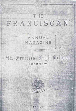 St. Francis' College - Image: Franciscan 1961
