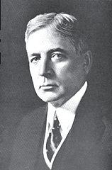 Frank O Lowden portrait