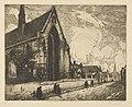Frans Nackaerts - Schapenstraat. Begijnhof - Graphic work - Royal Library of Belgium - S.IV 13429.jpg