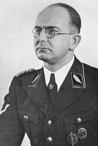 Franz Six - Franz Six in 1940/1941