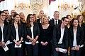 Frauen-Fußballnationalmannschaft Österreich EM 2017 Empfang Bundespräsident 34.jpg
