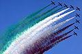 Frecce Tricolori - RIAT 2013 (9457604973).jpg