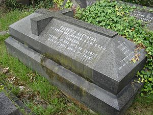 Frederic Thesiger, 2nd Baron Chelmsford - Funerary monument, Brompton Cemetery, London