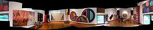 Frederick R. Weisman Art Foundation - Works on display at the Frederick R. Weisman Art Foundation