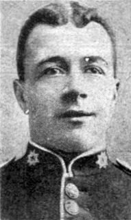 Frederick William Dobson Recipient of the Victoria Cross