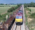 Freight Trains pass south of Ashchurch - geograph.org.uk - 749233.jpg