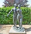 Freundschaftsinsel Potsdam Skulptur Tanzpaar.jpg
