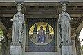 FriedensengeI - München - Mosaik Westseite.jpg