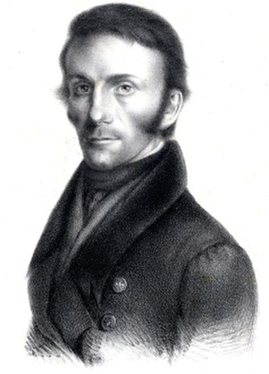 Caucasus Germans - Baltic German explorer Friedrich Parrot visited Katharinenfeld and Elisabethtal during his expedition to Mount Ararat in 1829.