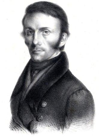 Khachatur Abovian - Abovian's mentor Friedrich Parrot