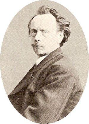 Friedrich Wilhelm Mengelberg - c. 1900