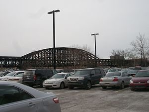Fort Wayne Railroad Bridge - Image: Ftwaynepgh